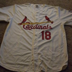 Other - Shannon St.louis cardinals jersey